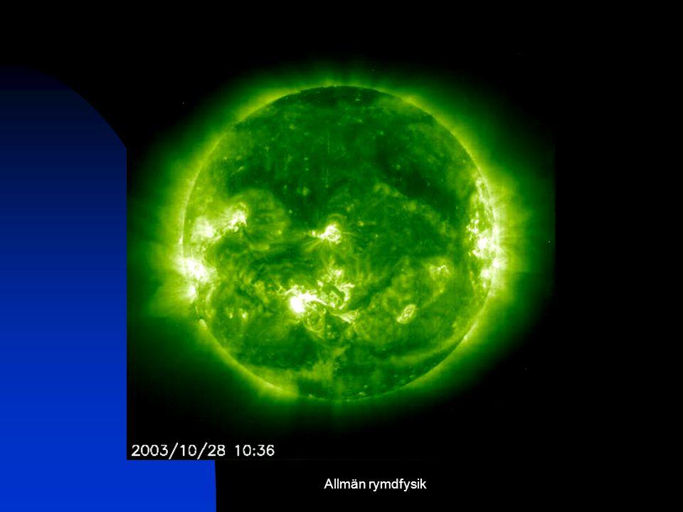 Solen FILM FRÅN LISA Allmän rymdfysik