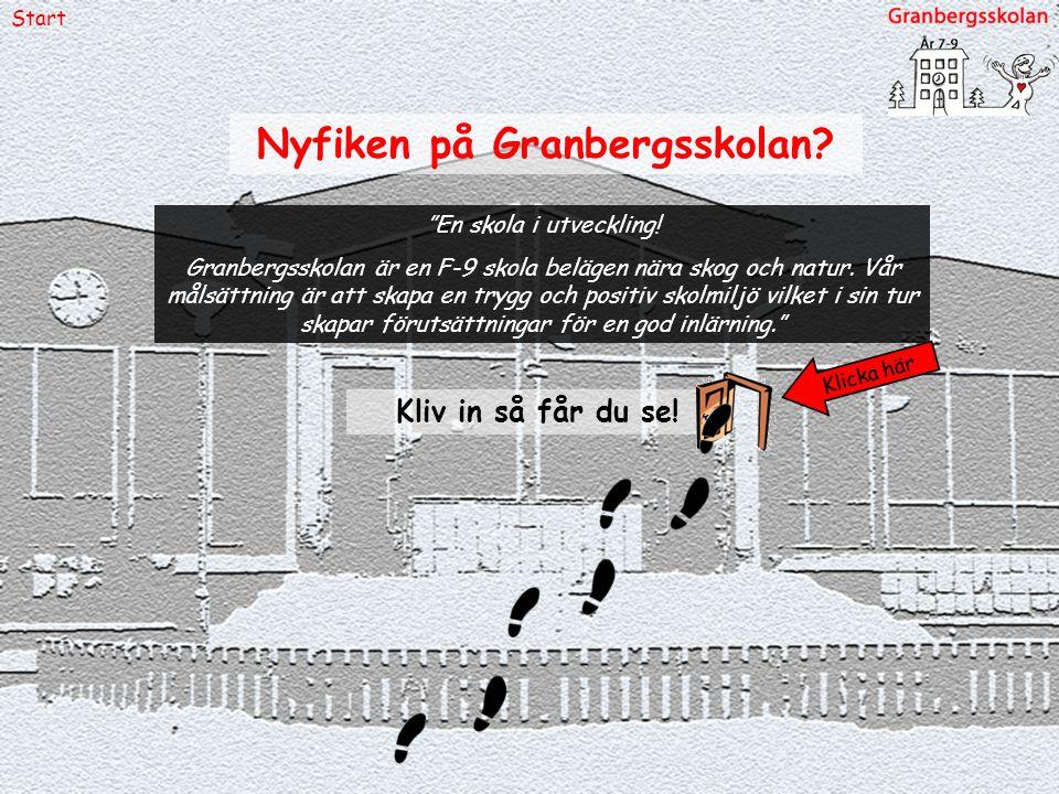 Nyfiken på Granbergsskolan