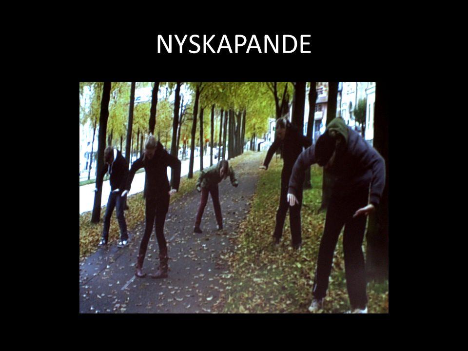 NYSKAPANDE