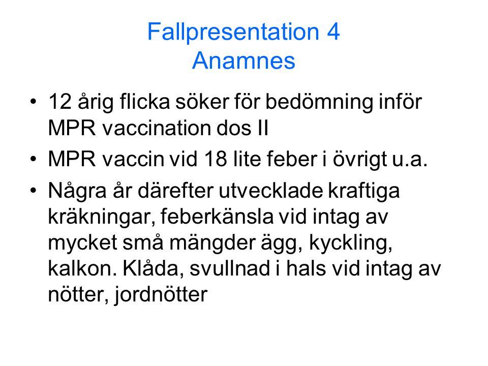 Fallpresentation 4 Anamnes