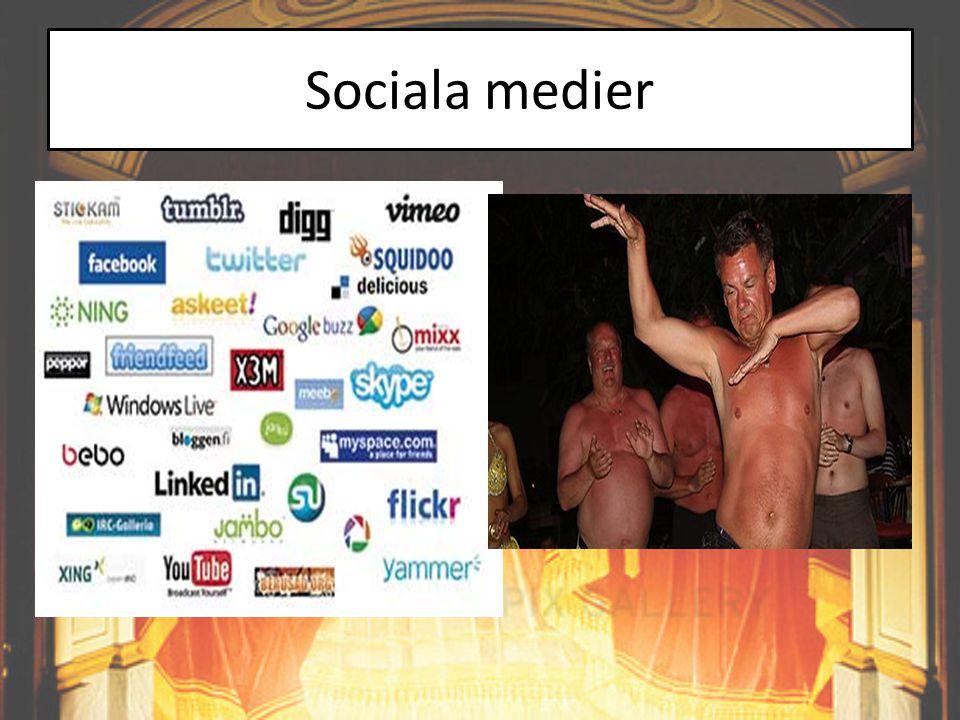 Sociala medier Att bli googlad – det gör alla arbetsgivare