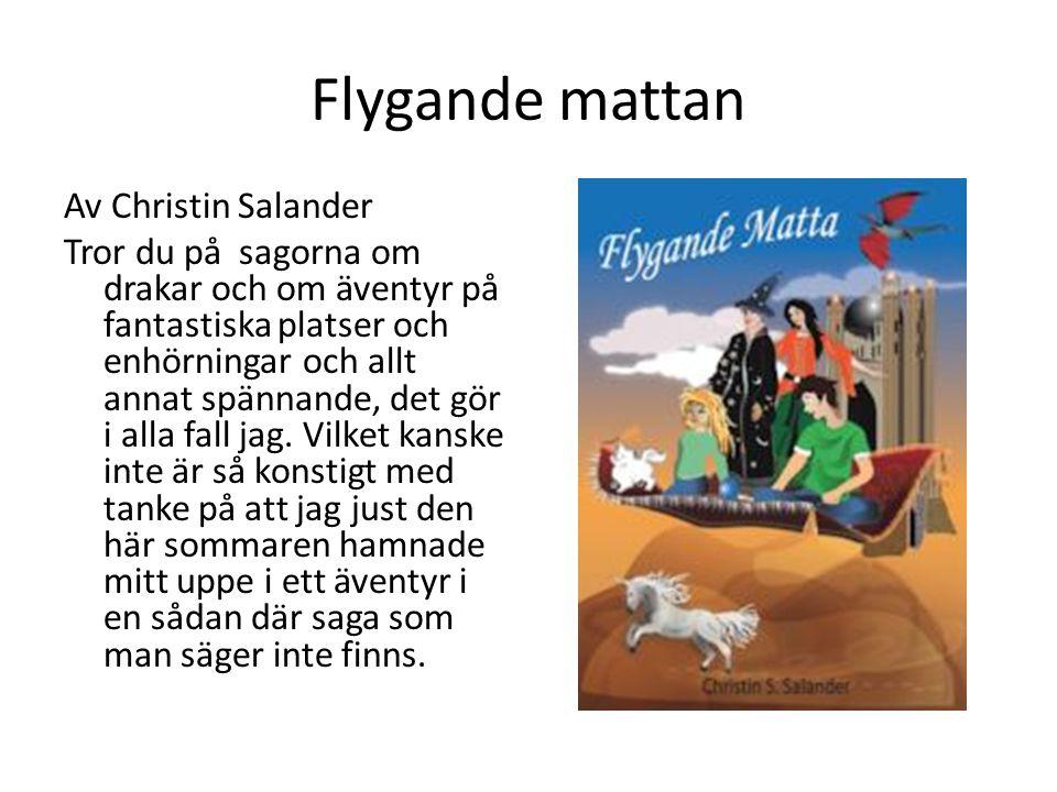 Flygande mattan