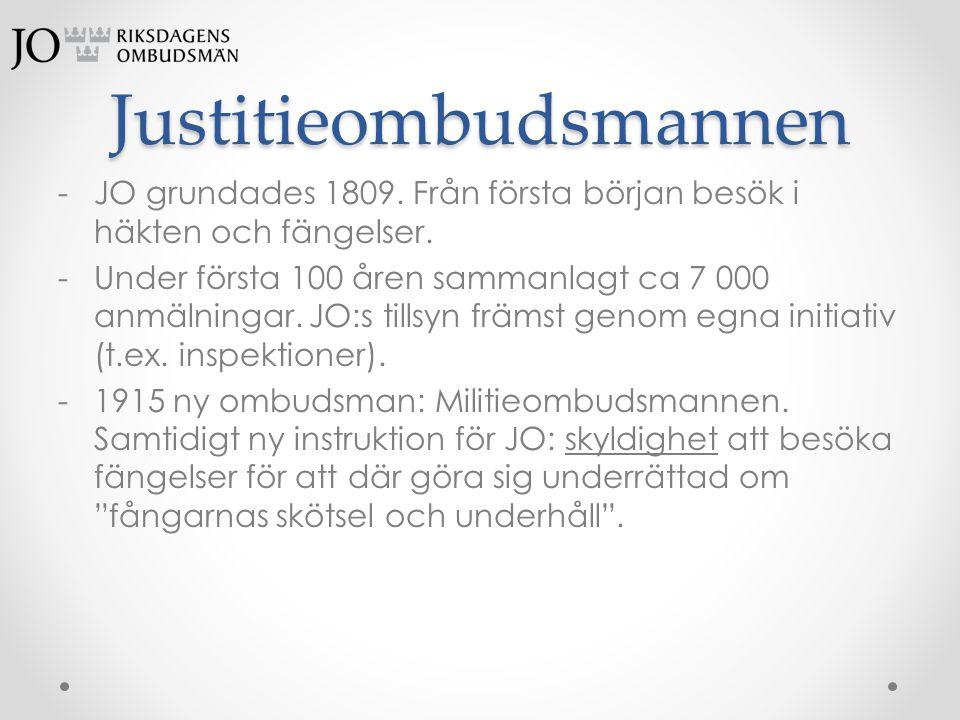 Justitieombudsmannen
