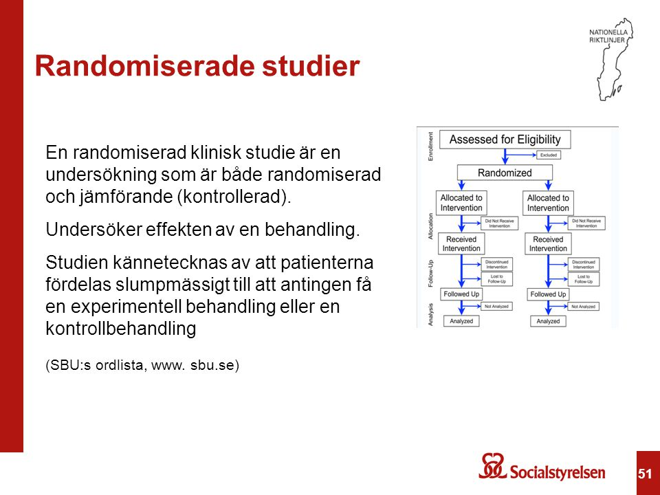 Randomiserade studier