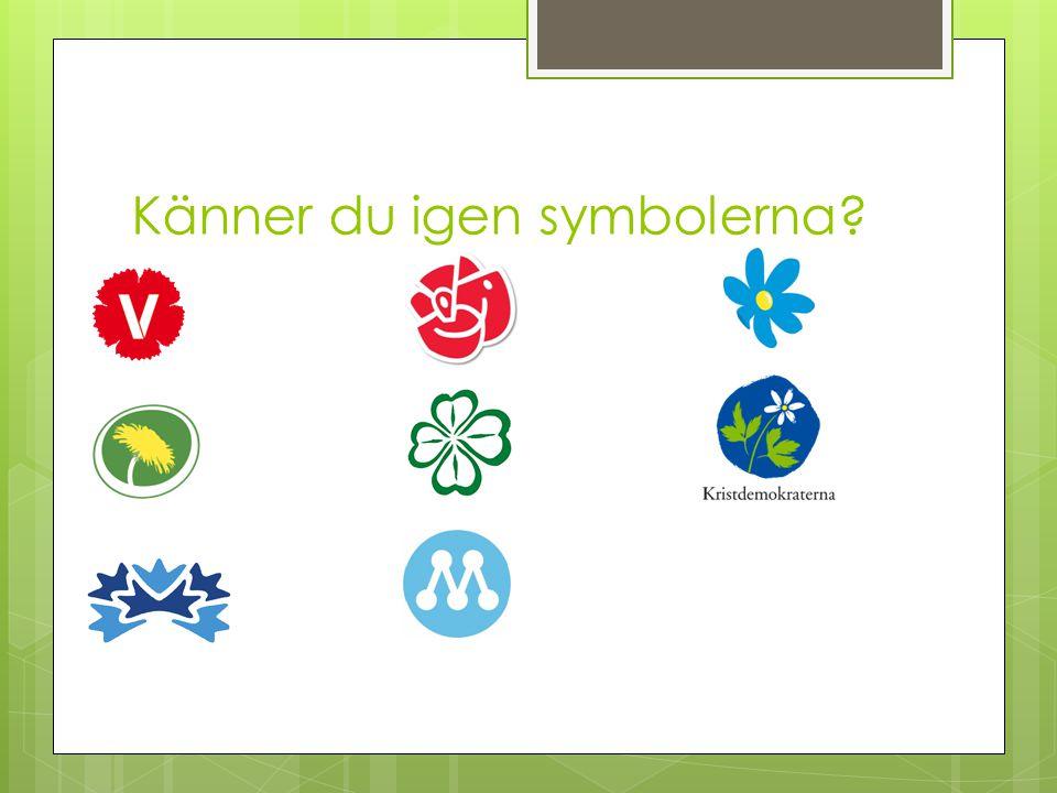Känner du igen symbolerna