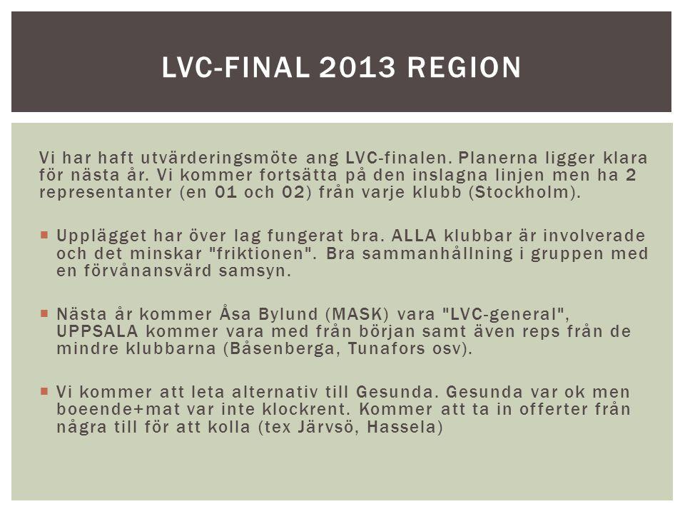 LVC-final 2013 Region