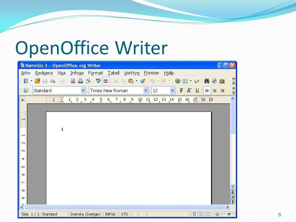 OpenOffice Writer Copyright 2011 Mahmud Al Hakim www.dynamicos.se