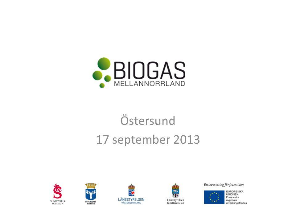 Östersund 17 september 2013