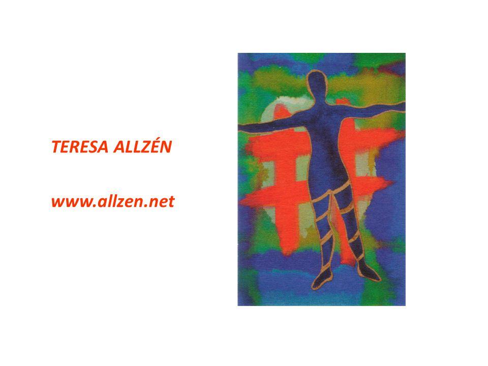 TERESA ALLZÉN www.allzen.net