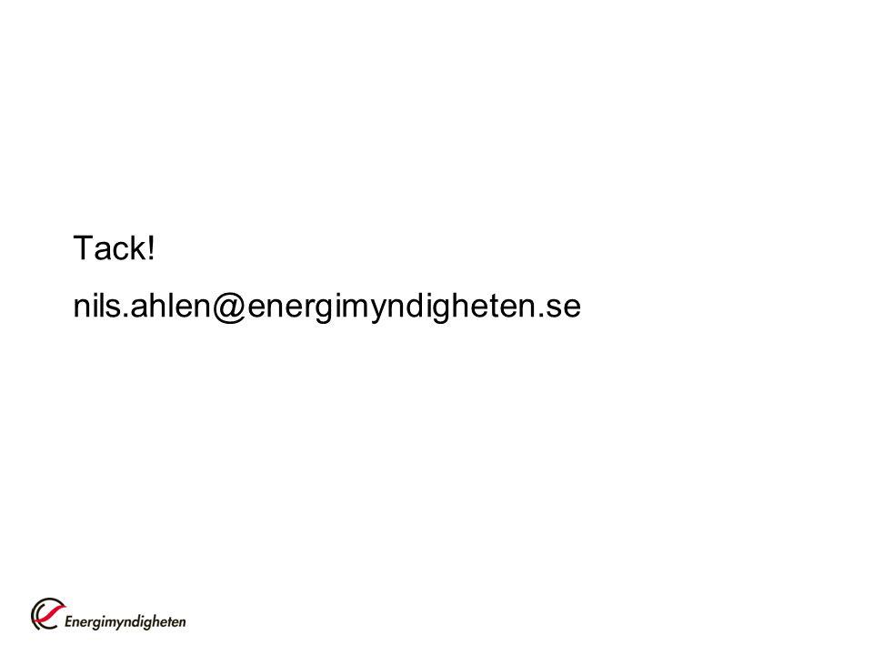 Tack! nils.ahlen@energimyndigheten.se