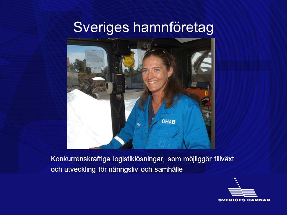 Sveriges hamnföretag (AVSLUTNING)