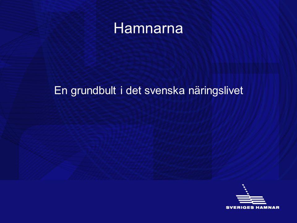 En grundbult i det svenska näringslivet