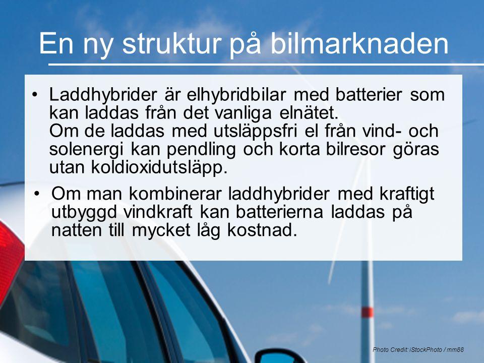 En ny struktur på bilmarknaden