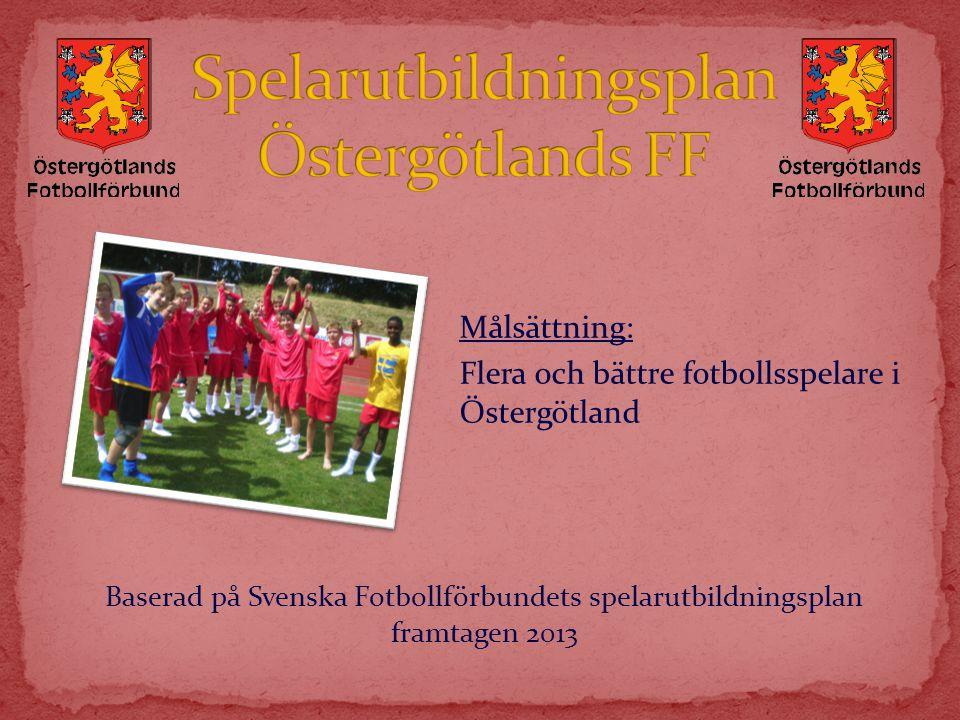 Spelarutbildningsplan Östergötlands FF