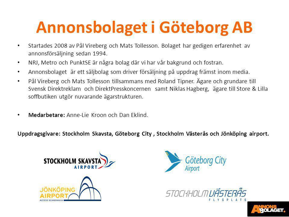 Annonsbolaget i Göteborg AB