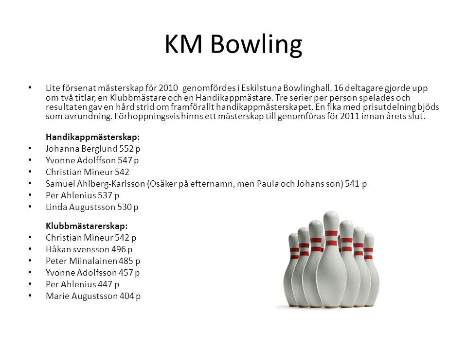 KM Bowling