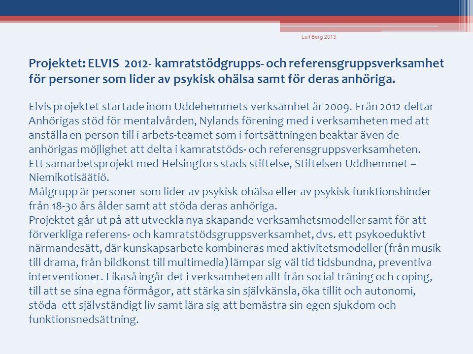 Leif Berg 2013