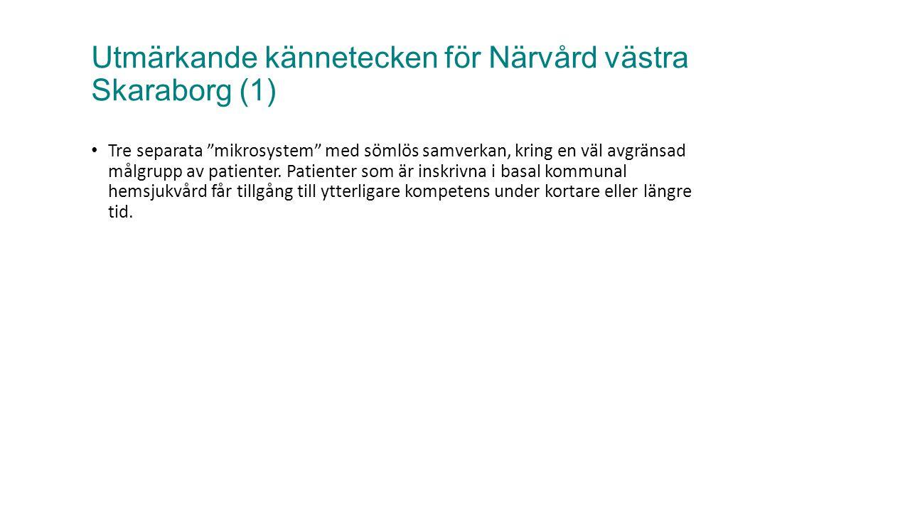 Utmärkande kännetecken för Närvård västra Skaraborg (1)