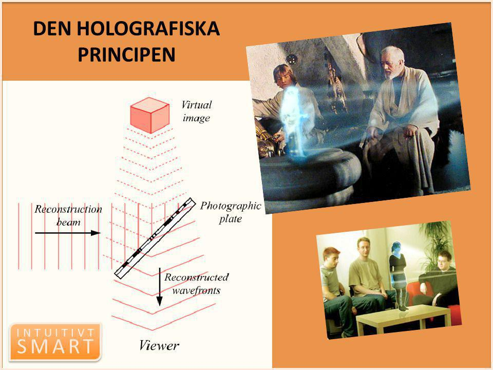 DEN HOLOGRAFISKA PRINCIPEN