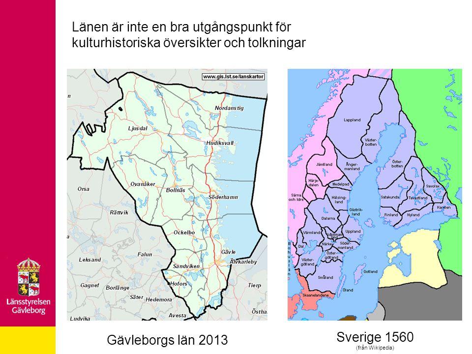 Sverige 1560 (från Wikipedia)