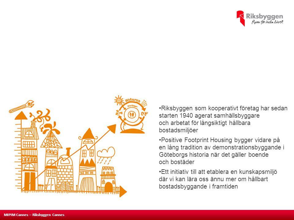 Riksbyggen som kooperativt företag har sedan starten 1940 agerat samhällsbyggare och arbetat för långsiktigt hållbara bostadsmiljöer