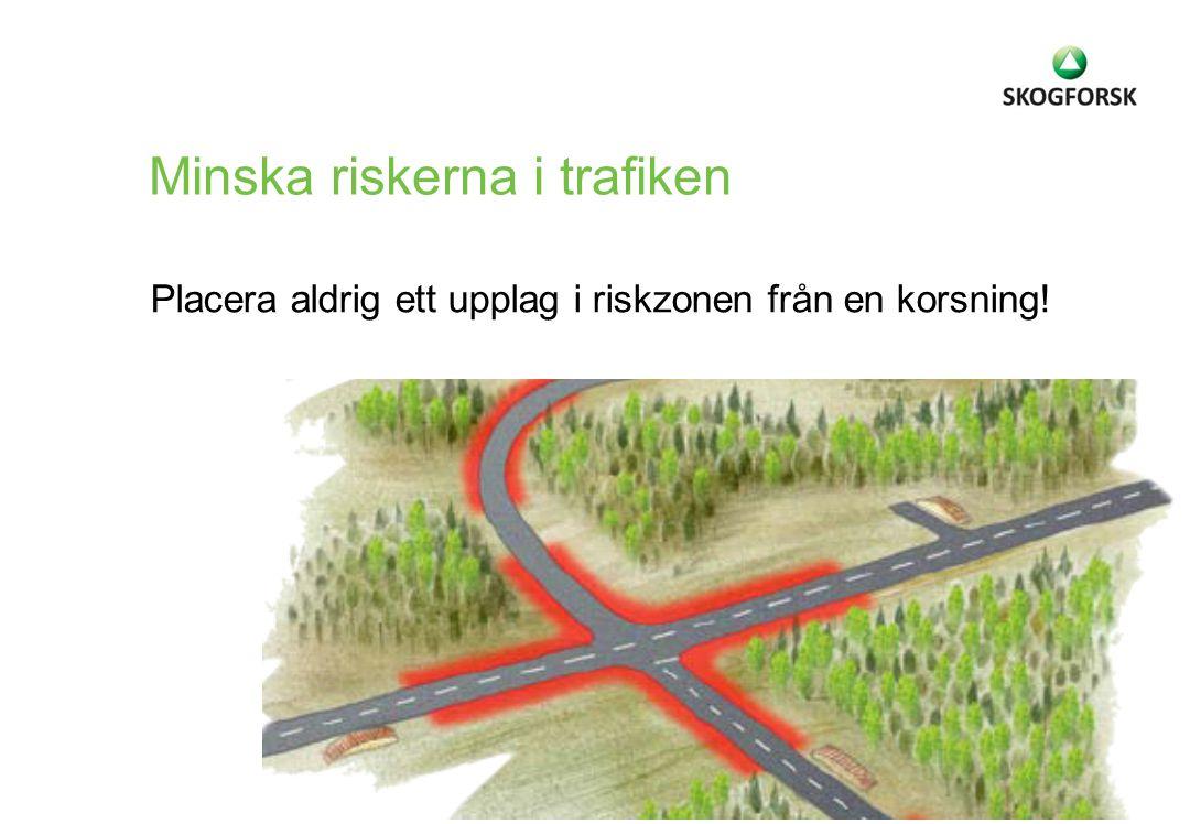 Minska riskerna i trafiken