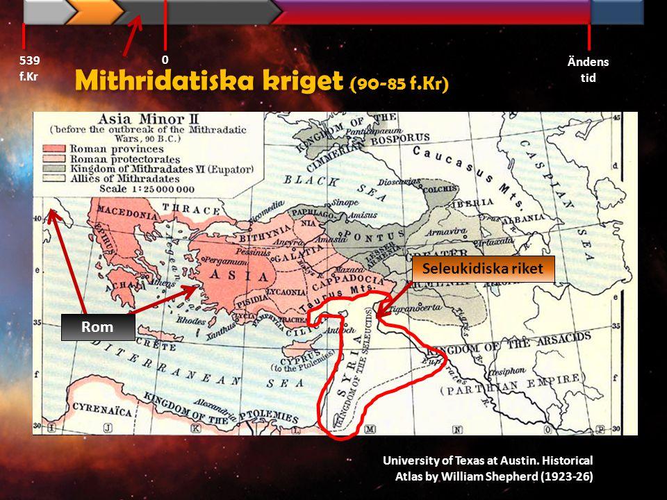 Mithridatiska kriget (90-85 f.Kr)