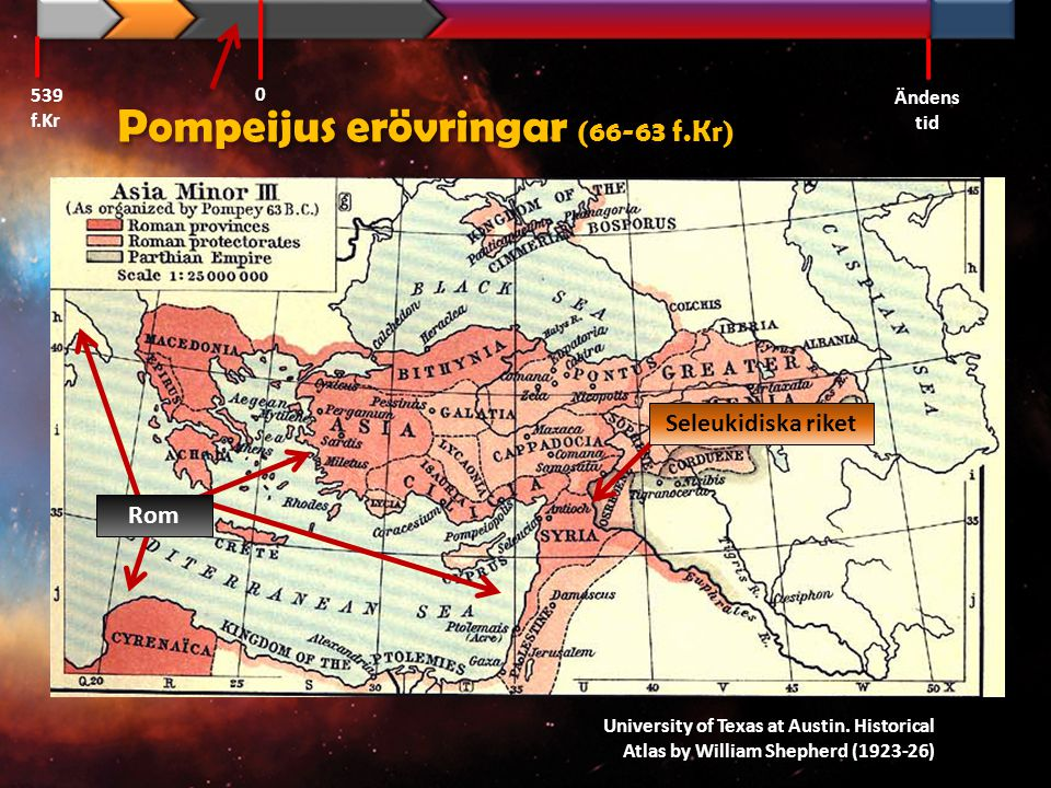 Pompeijus erövringar (66-63 f.Kr)