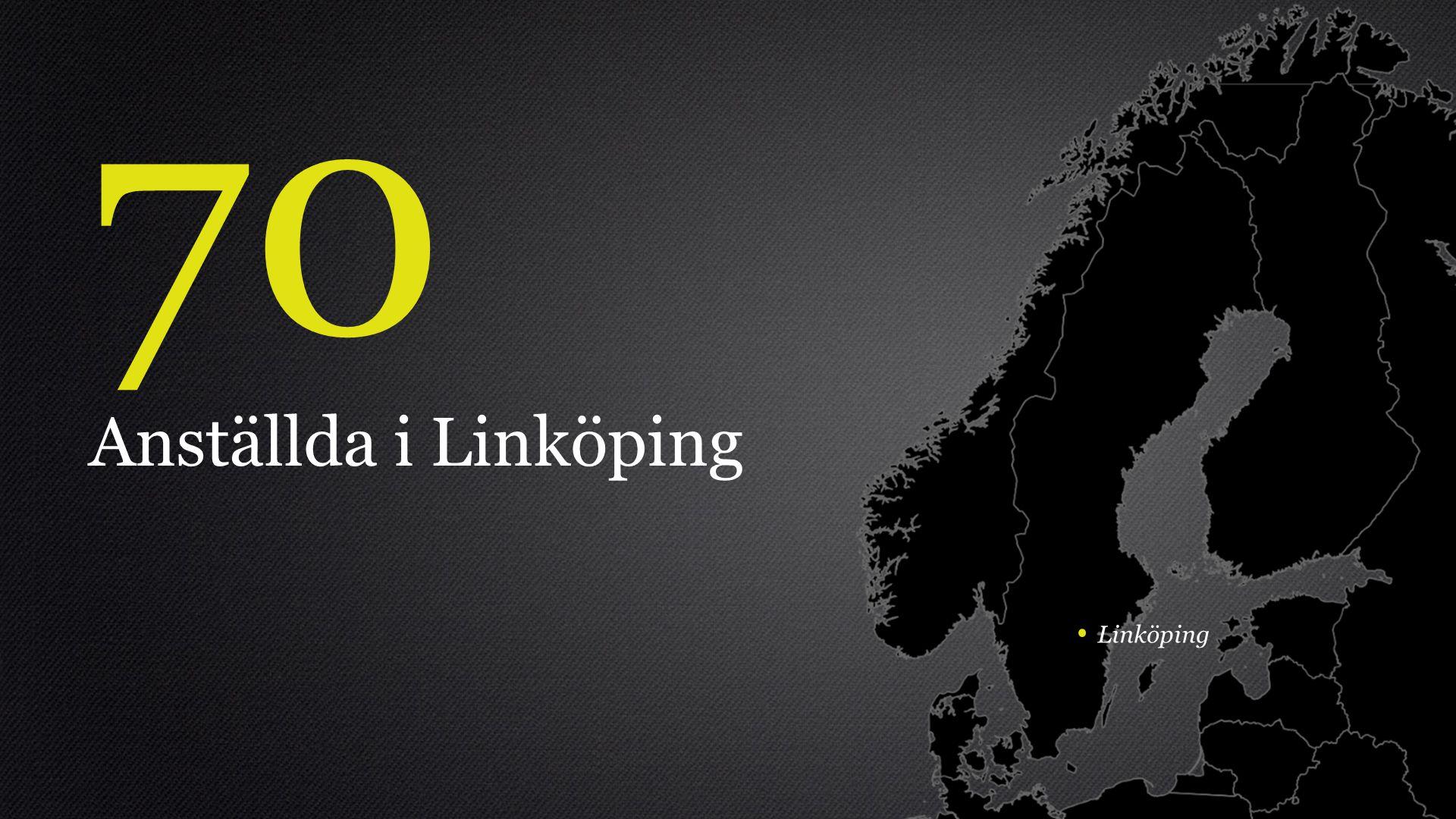 70 Anställda i Linköping Linköping