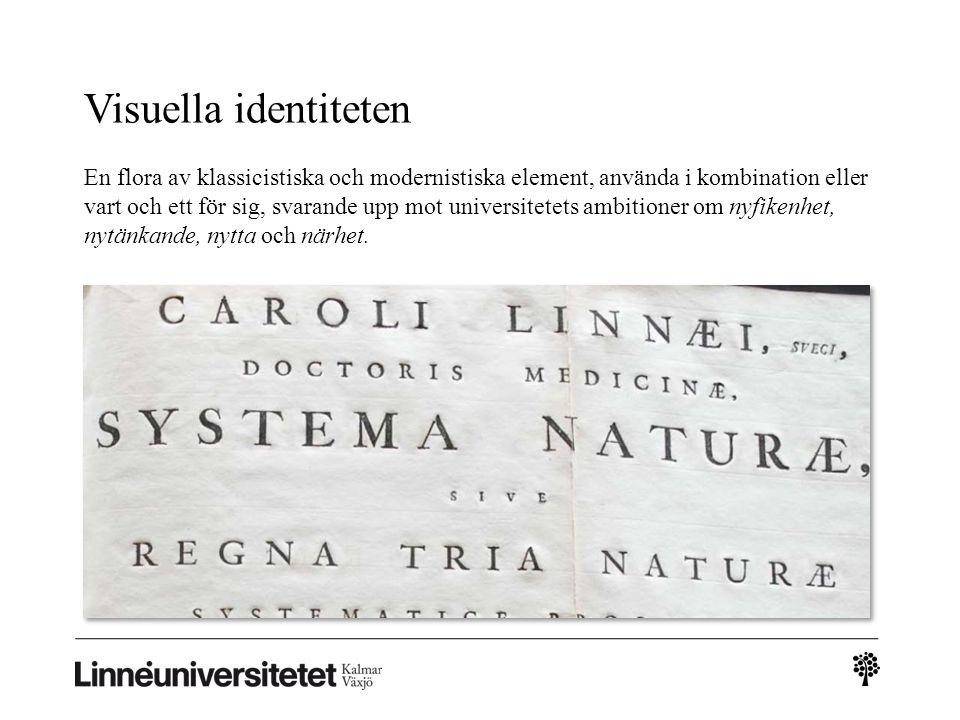 Visuella identiteten
