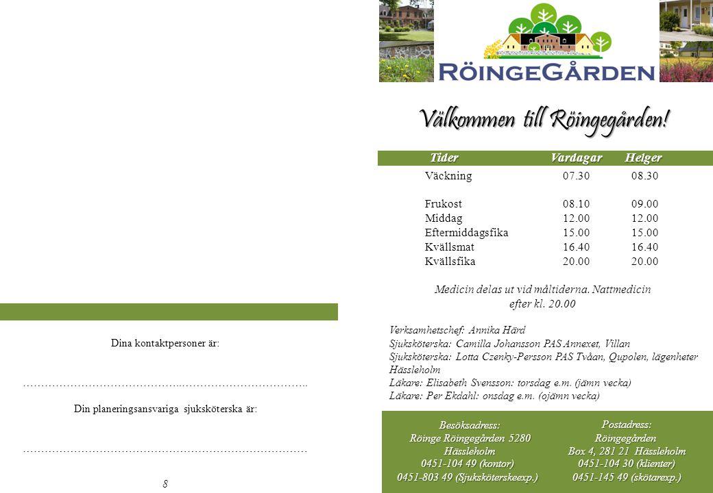 Välkommen till Röingegården!