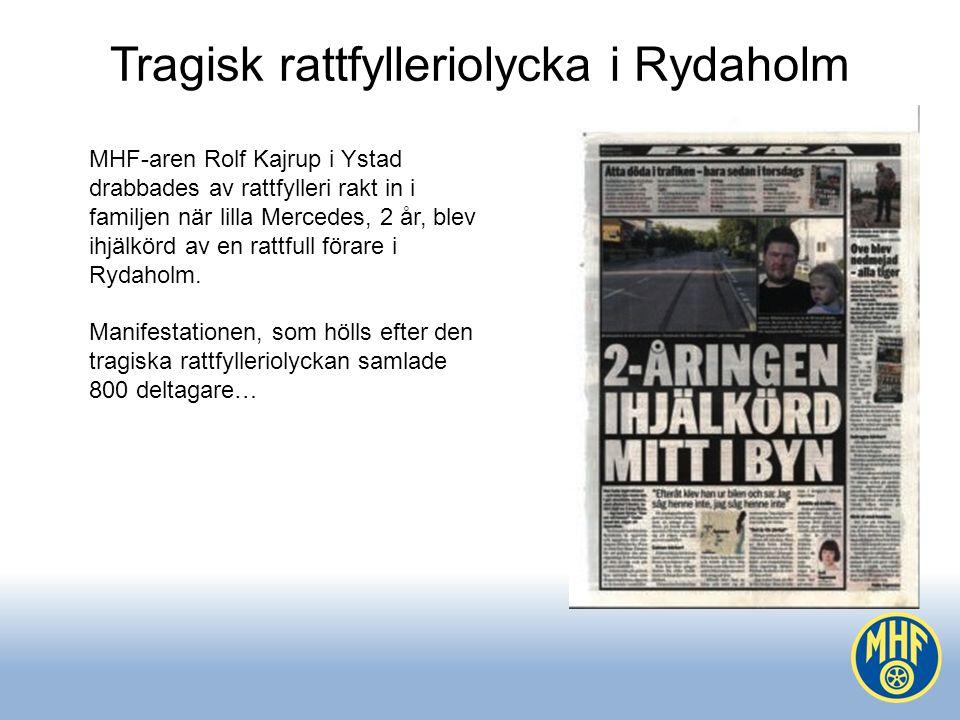 Tragisk rattfylleriolycka i Rydaholm