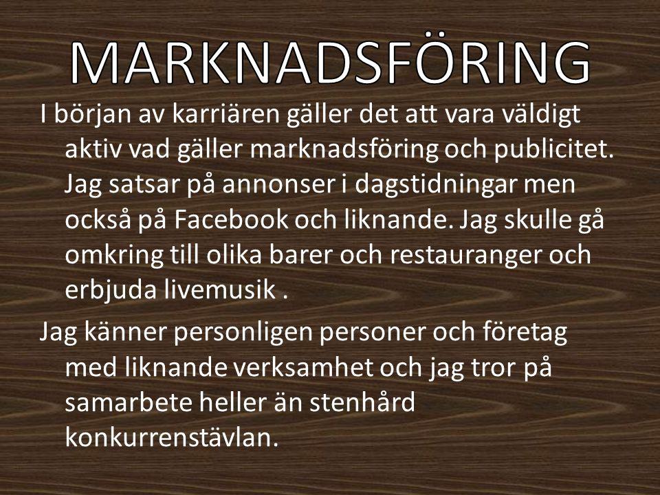MARKNADSFÖRING