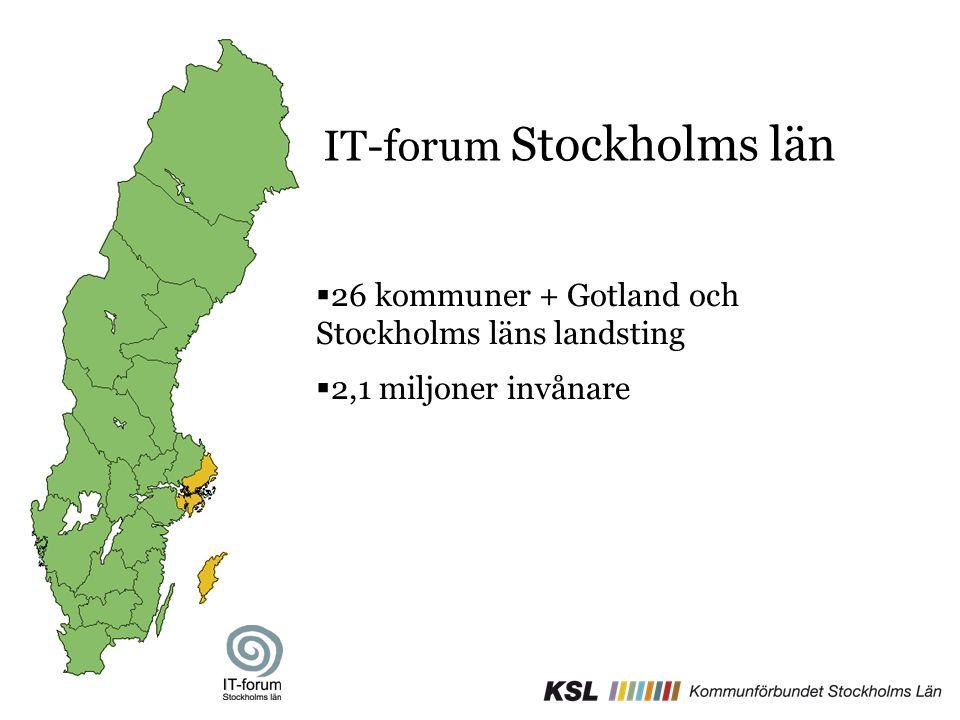 IT-forum Stockholms län