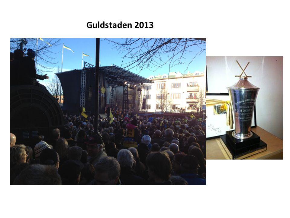 Guldstaden 2013