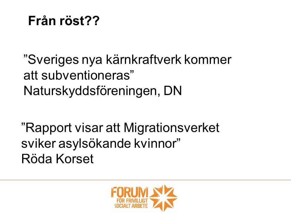 Från röst Sveriges nya kärnkraftverk kommer att subventioneras Naturskyddsföreningen, DN.