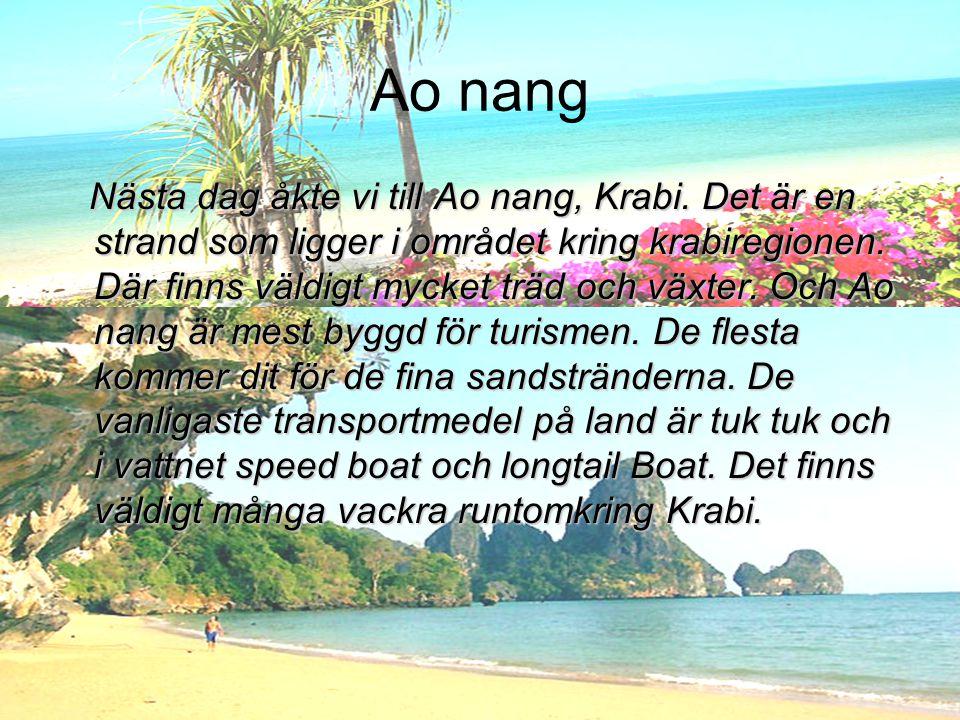 Ao nang
