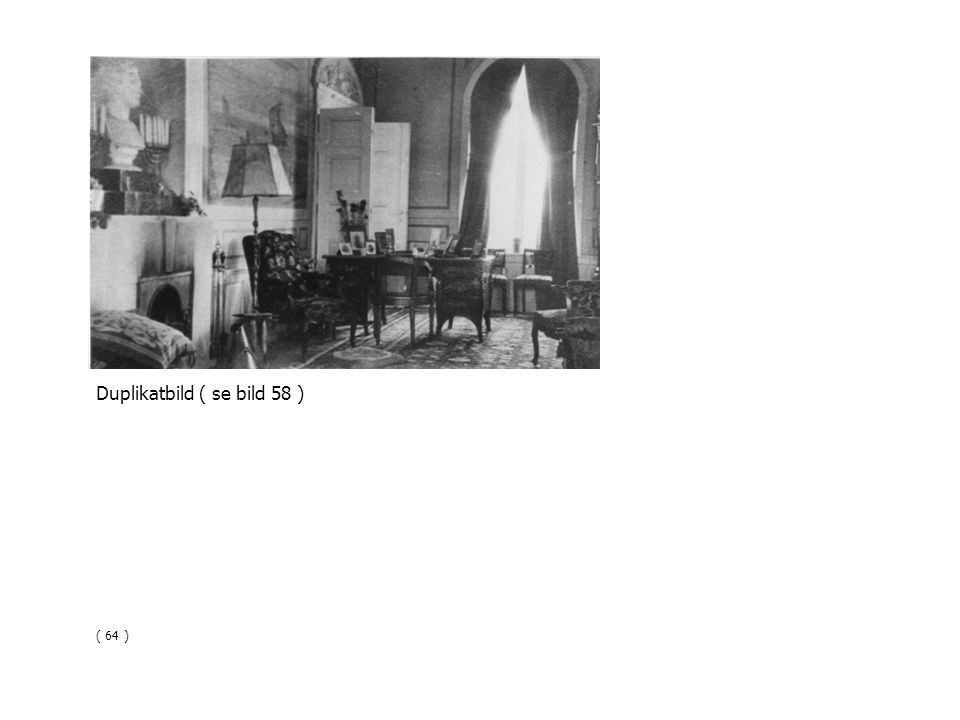 Duplikatbild ( se bild 58 )