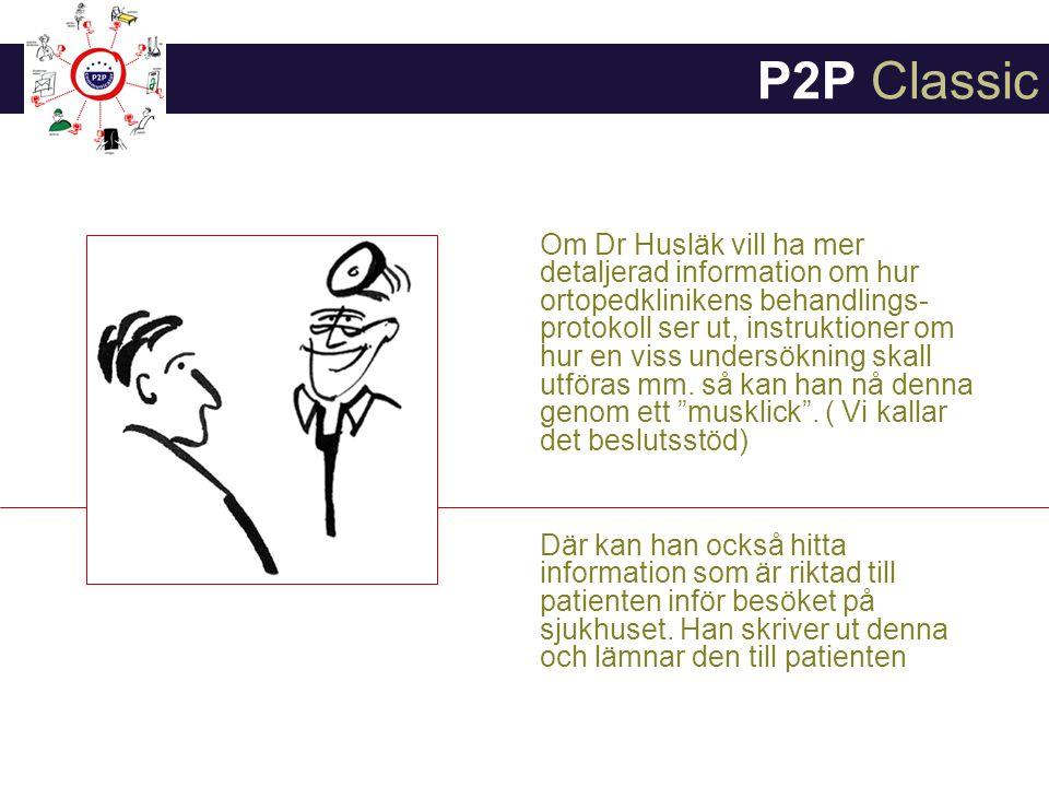 P2P Classic