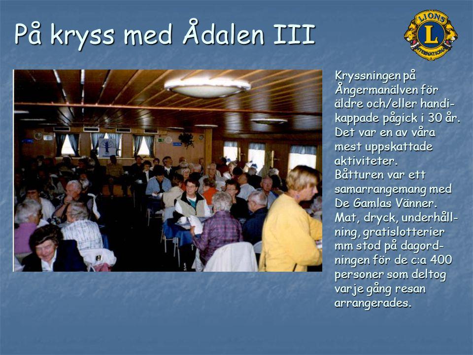På kryss med Ådalen III