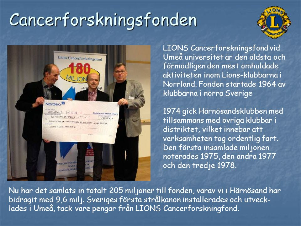 Cancerforskningsfonden