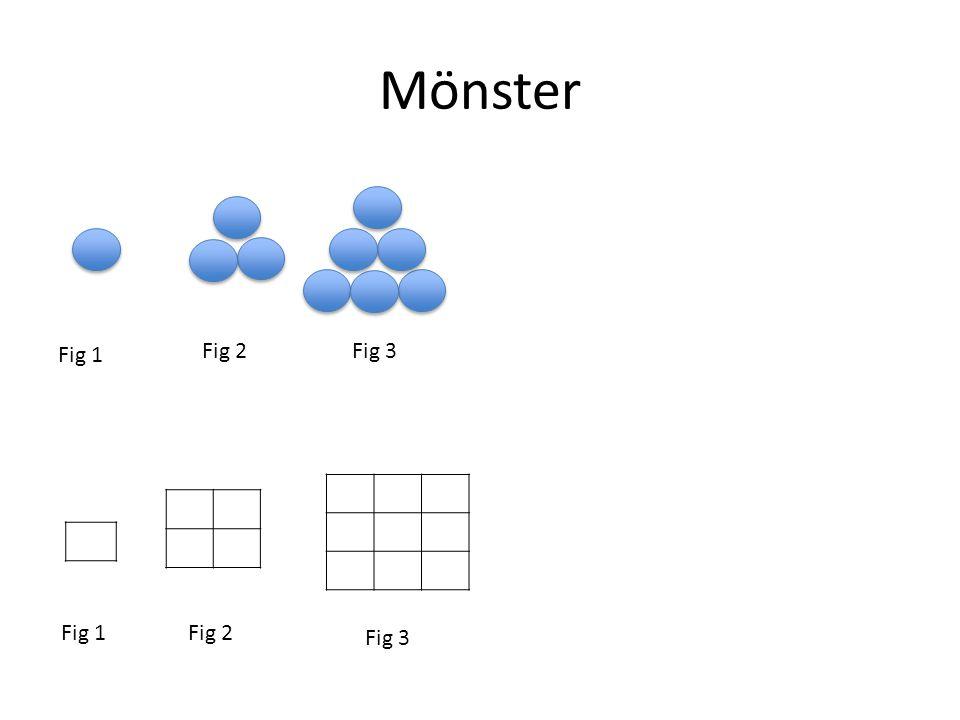 Mönster Fig 1 Fig 2 Fig 3 Fig 1 Fig 2 Fig 3