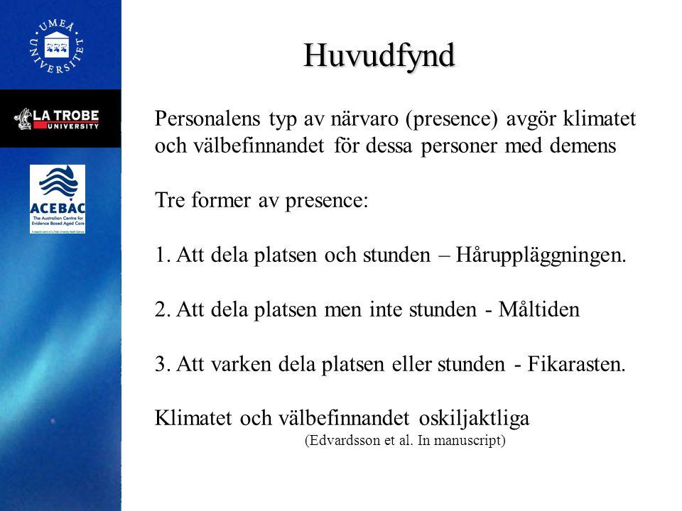 (Edvardsson et al. In manuscript)