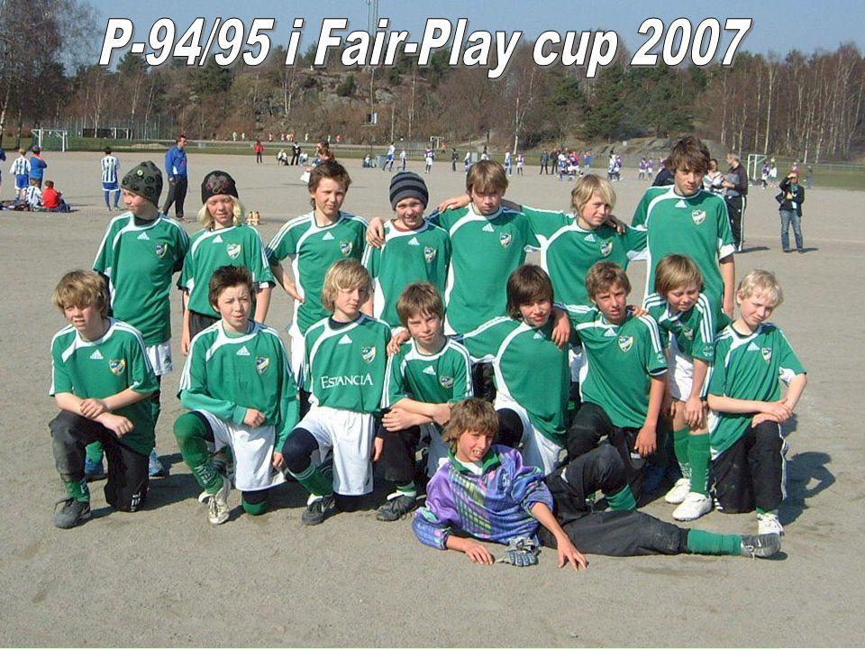 P-94/95 i Fair-Play cup 2007