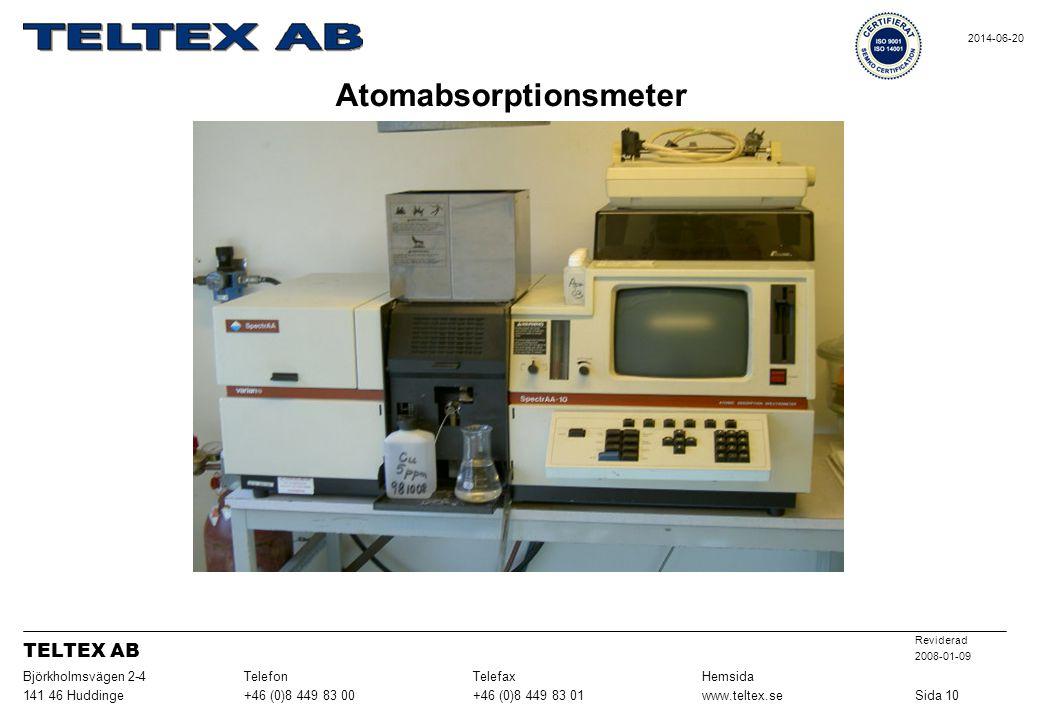 Atomabsorptionsmeter