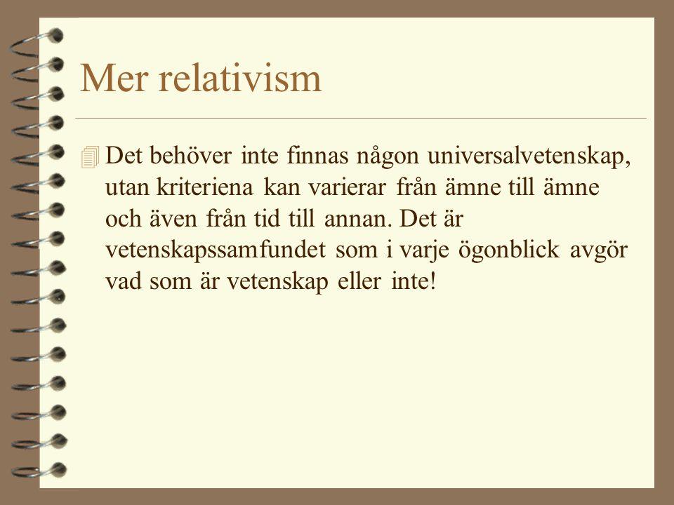 Mer relativism