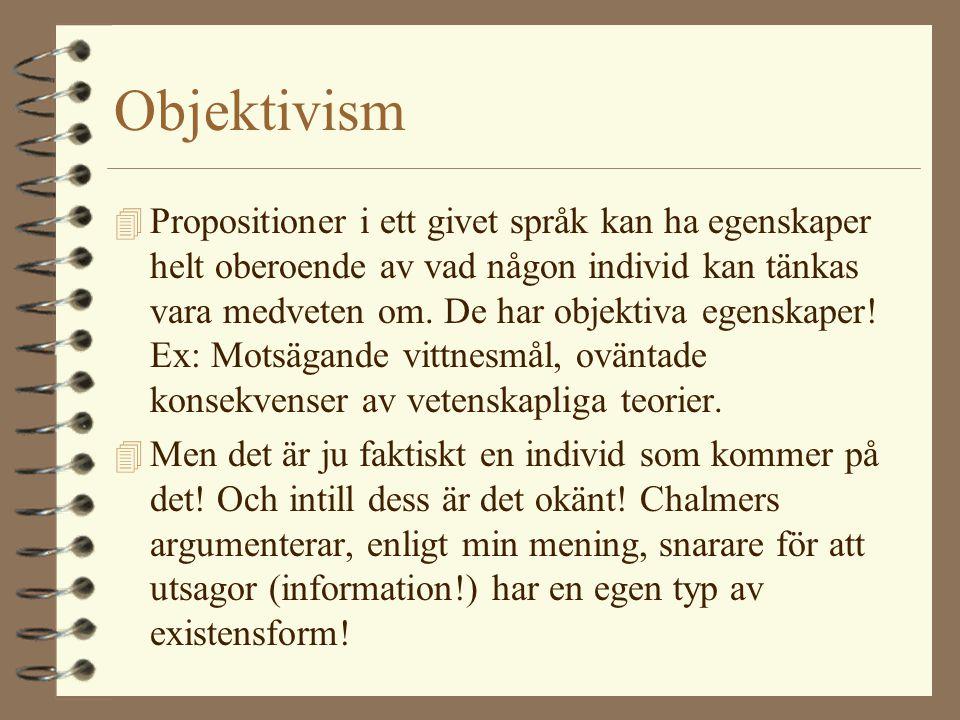 Objektivism