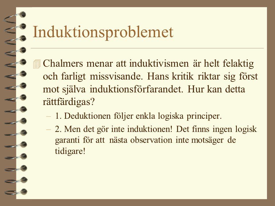 Induktionsproblemet