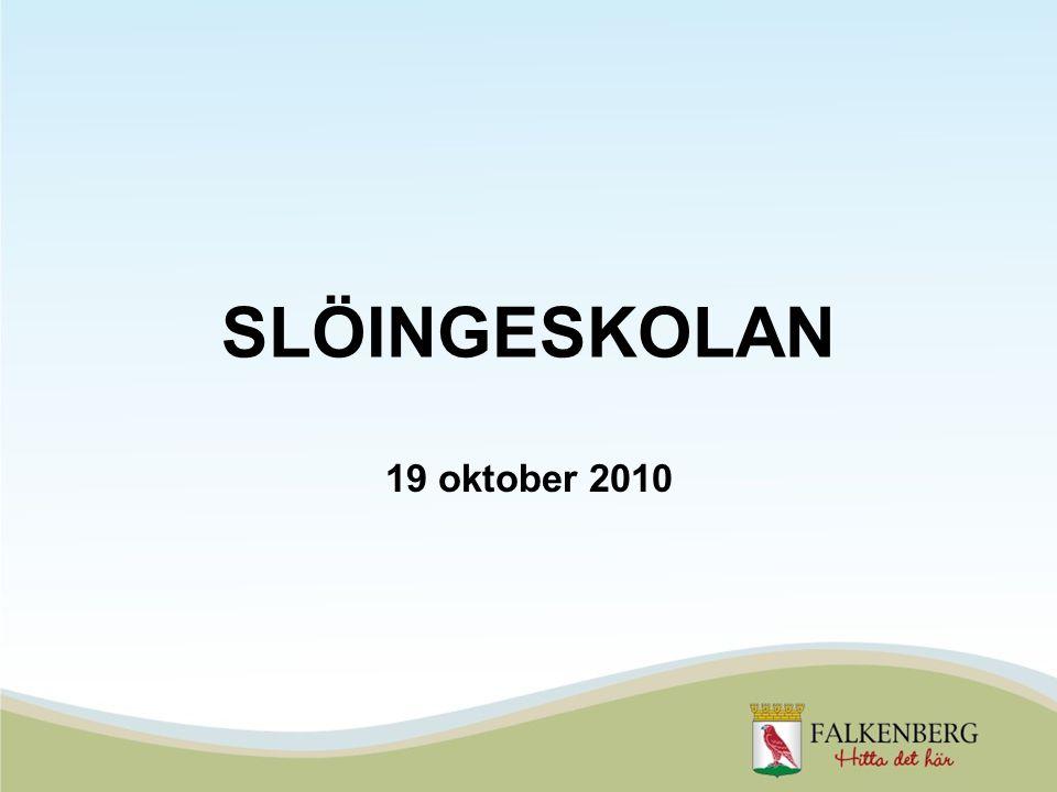 SLÖINGESKOLAN 19 oktober 2010
