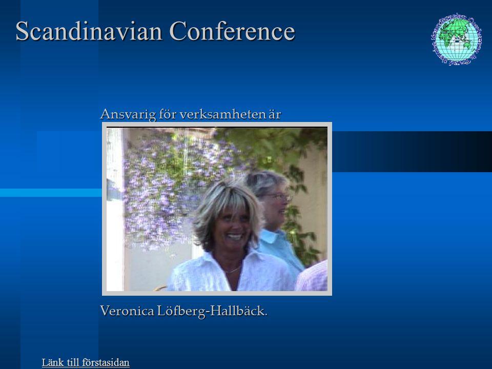 Scandinavian Conference